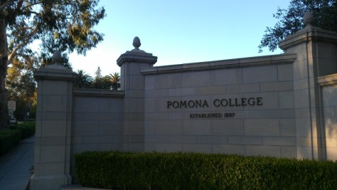The SCVMW is at Pomona College