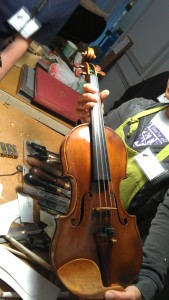 The Halir Strad