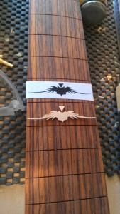 Neck Inlay